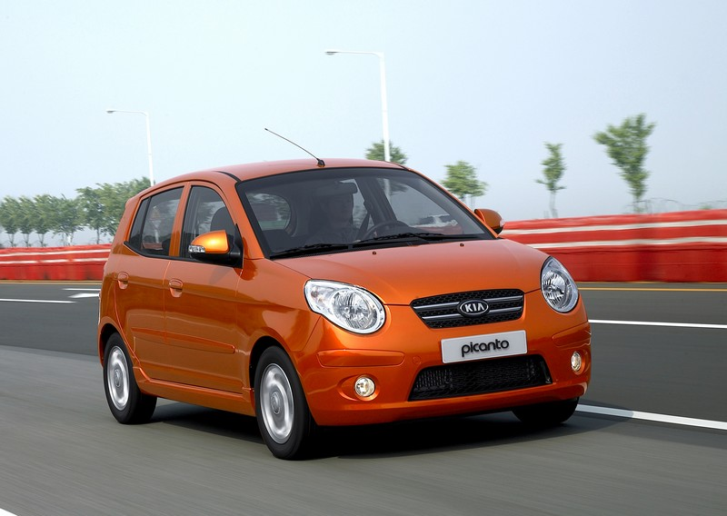 2007 kia picanto 1 1 automatic related infomation. Black Bedroom Furniture Sets. Home Design Ideas