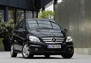 Mercedes Benz B Facelift 2008 02